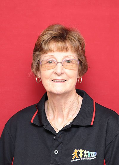 Annie Fisher FOC Team Leader