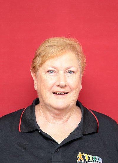 Maureen Fisher-Sim FOC Team Leader