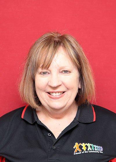 Sandra Pfugmacher FOC Team Leader