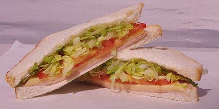 FOC fresh sandwich