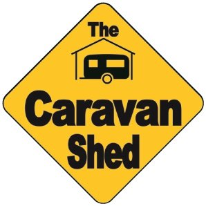 The Caravan Shed logo