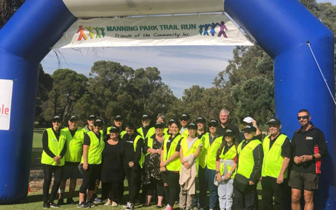 Manning Park Trail Run 2021
